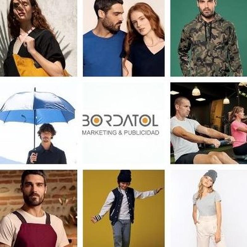 CATÁLOGOS: Servicios de Bordatol