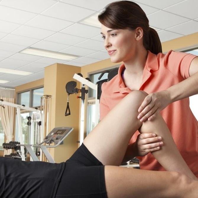 Los orígenes de la fisioterapia