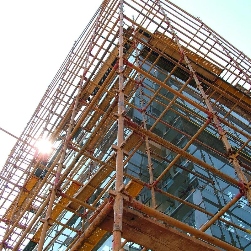 Construcción de edificios: Servicios de Proyectos Técnicos Integrales Molinero, S.L.