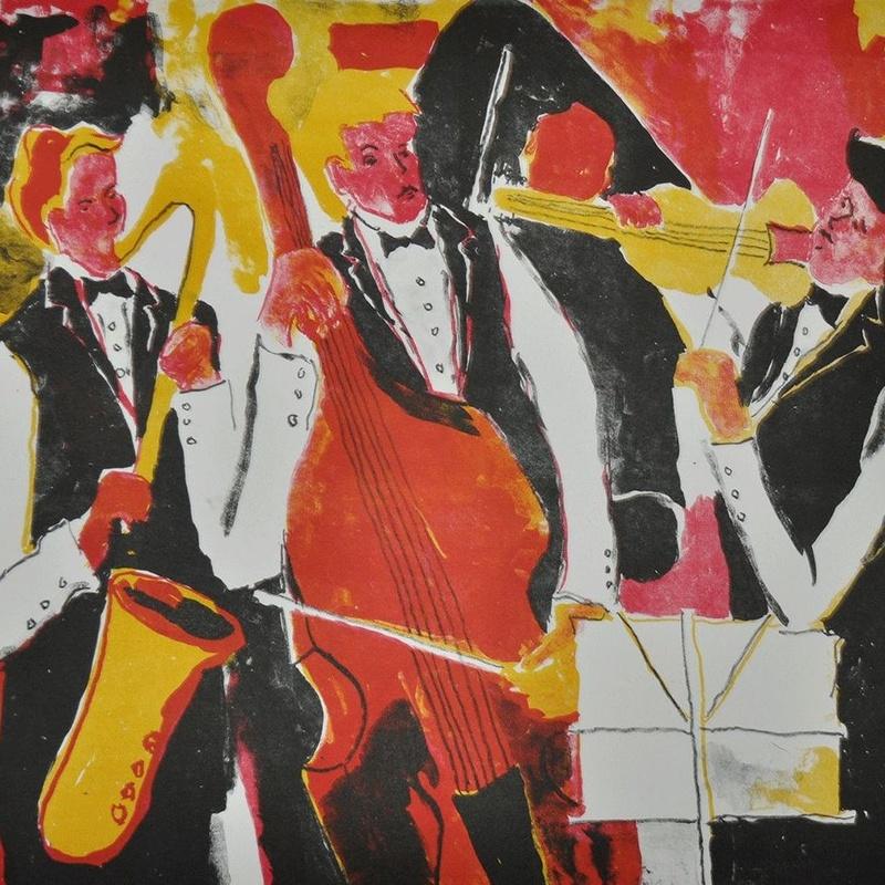 Jazz cuarteto: Catálogo de X Amor Al Arte