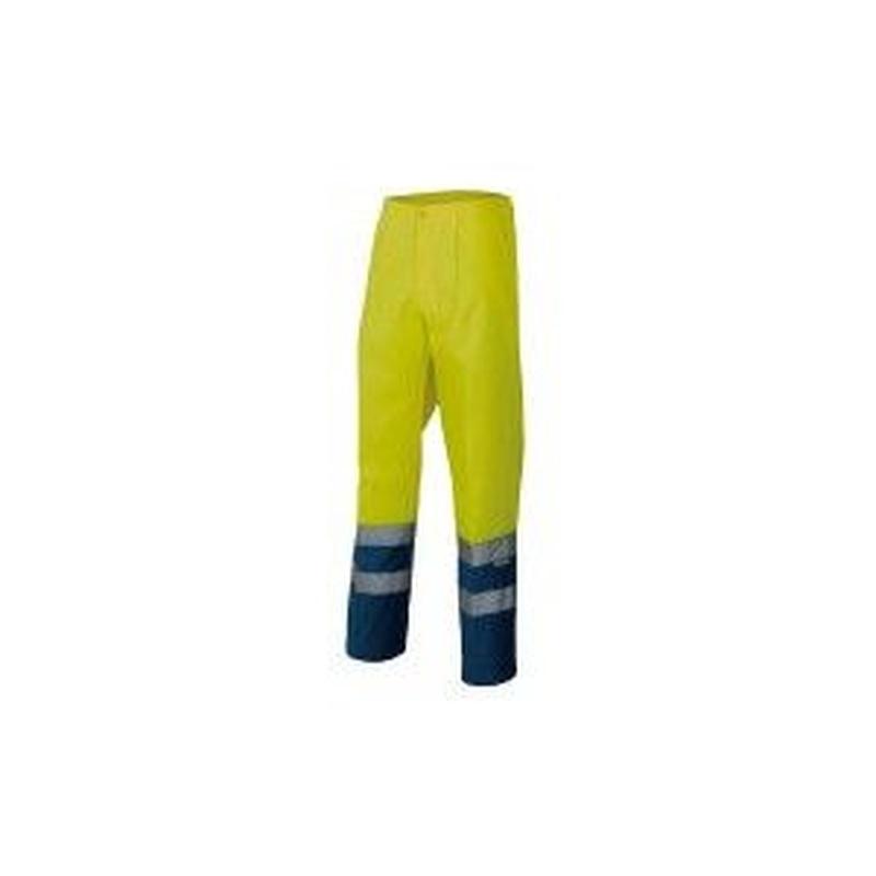 Serie 158 / Pantalón bicolor alta visibilidad: Nuestros productos  de ProlaborMadrid