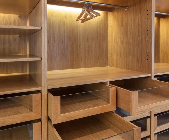 Carpintería de madera: Servicios de Multiservicios Magán