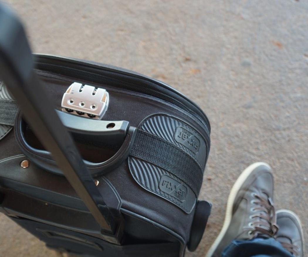 Candados especiales para tus maletas