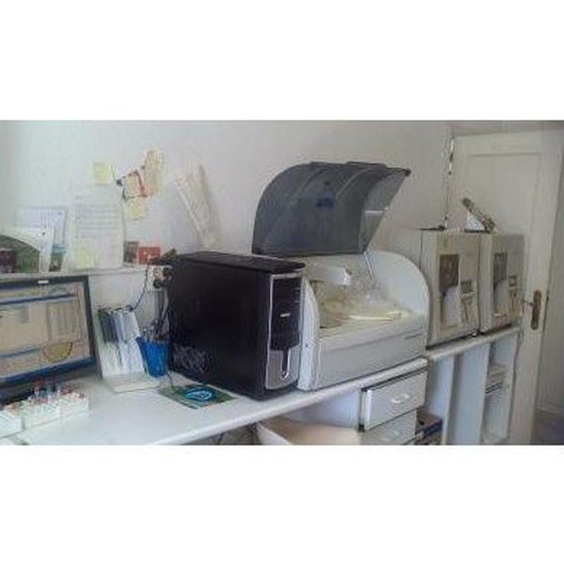 Calidad y confianza: Servicios de Laboratorio Veterinario Antonio Rama