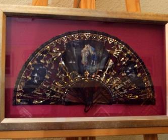 Labores: Catálogo de Cristalería y taller de enmarcación Urgel