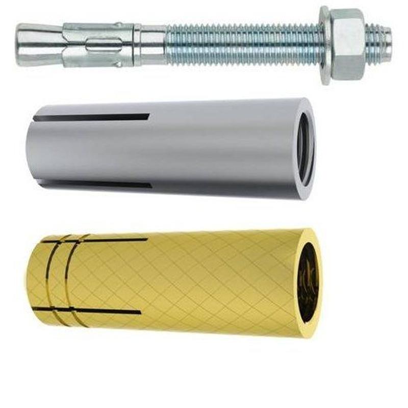 Anclajes metálicos: Productos de Exclusivas Rivi