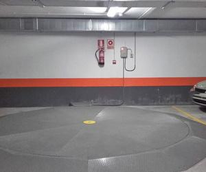 Instalación de plataforma giratoria