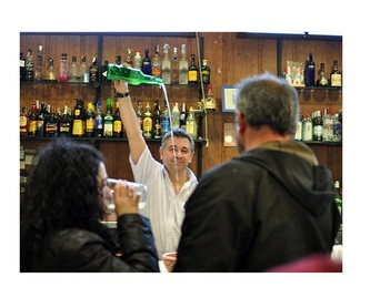 Especialidades, entrantes y ensaladas: Nuestra Carta de Lagar - Sidrería - Restaurante Candasu
