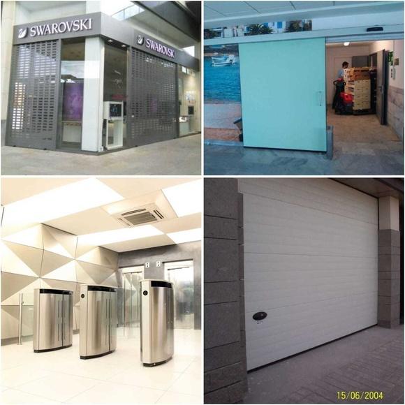 Puertas automáticas: Productos de TEMYR (Manusa Canarias)