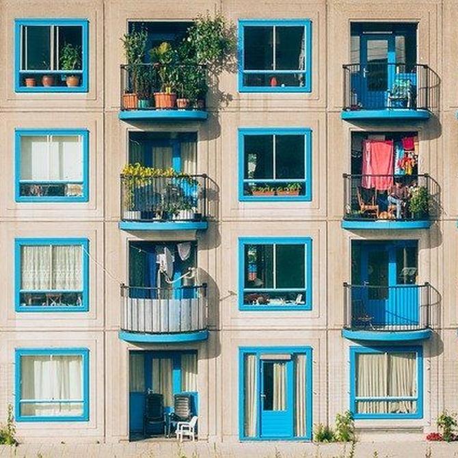 ¿Cuáles son las características de las fachadas dinámicas?