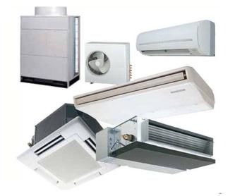 Aire acondicionado: Productos y servicios  de Costafrío