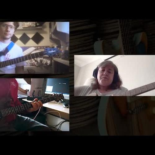 Guitarra eléctrica- Susan Santos