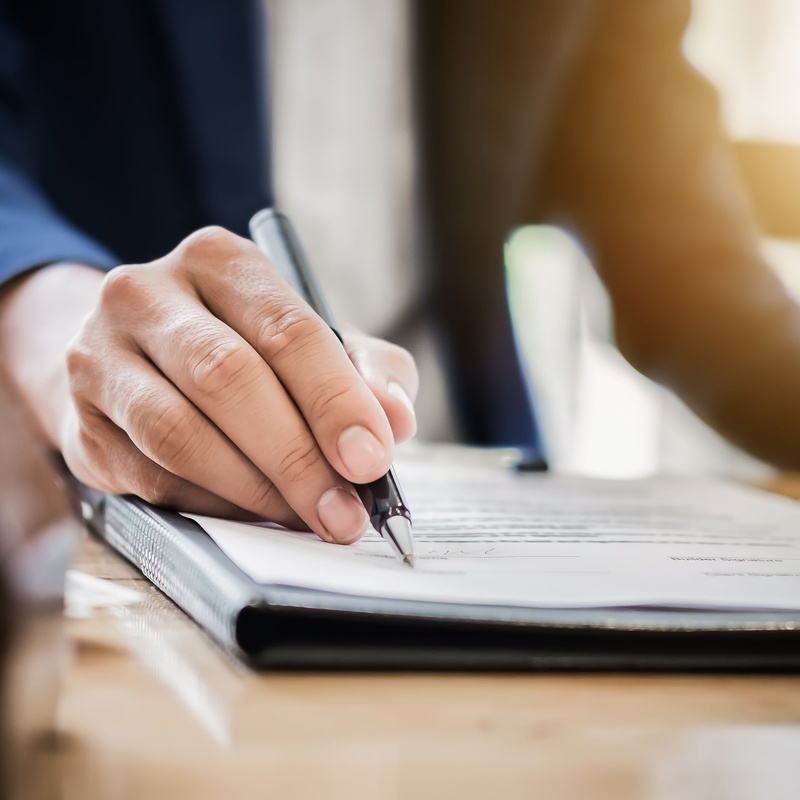 Legalización de documentos: Servicios de Gestoría Garde