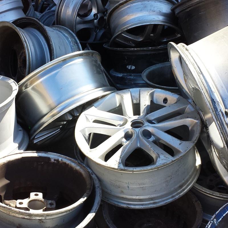 llanta aluminio