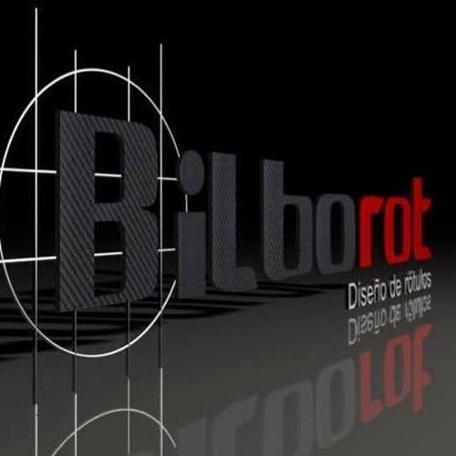 Bilborot, diseño de rótulos en Bilbao