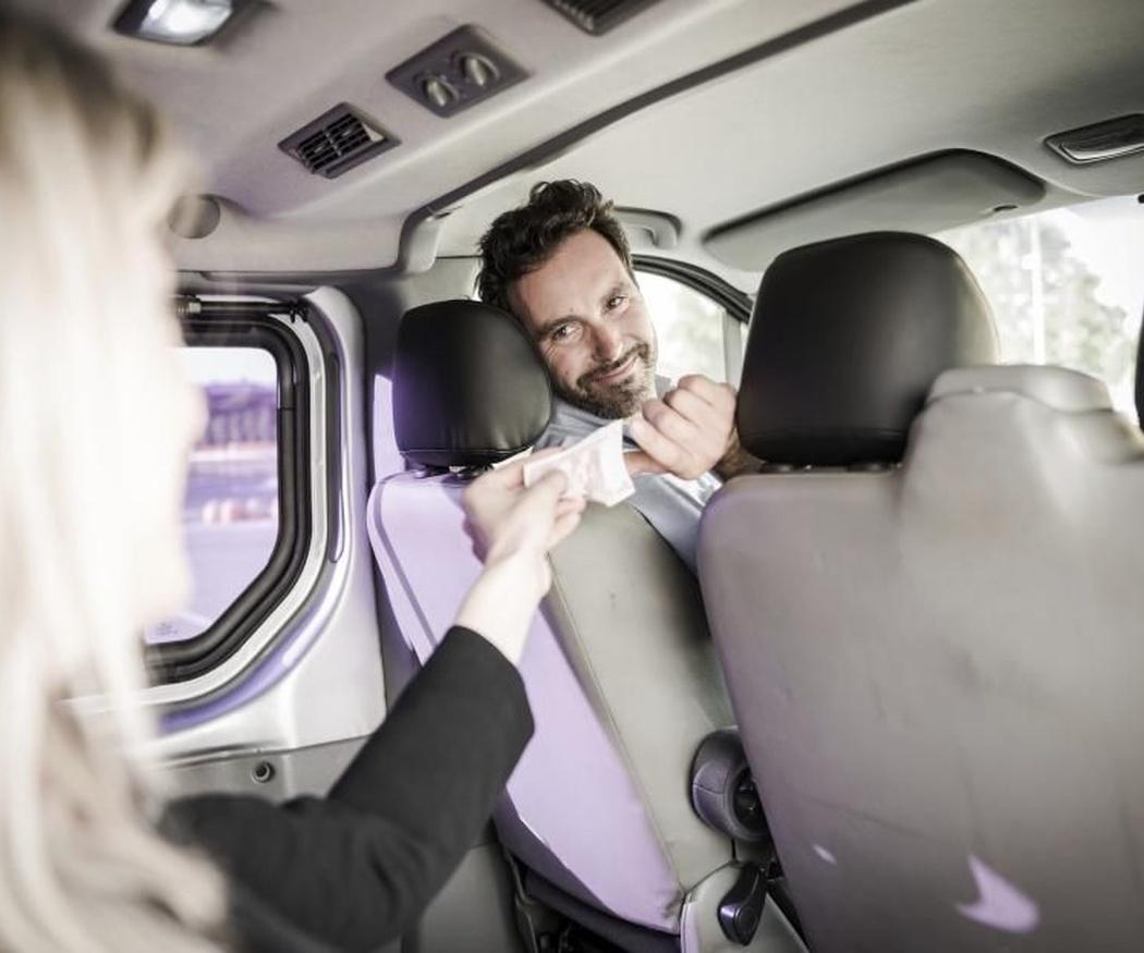 Malos hábitos que no encontrarás en nuestros taxistas