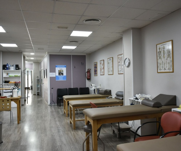 Fisioterapia traumatológica en El Ejido