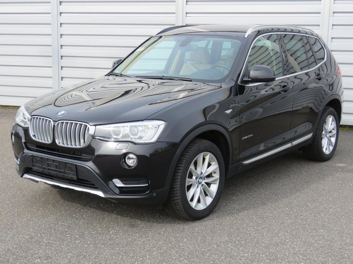 BMW X3 xDrive 30dA 258 CV :  de Autojavier