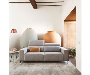 Sofá Moderno patas altas en Muebles Sagunto