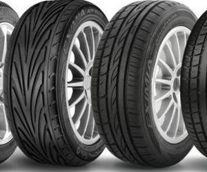 Variedad en marcas de neumáticos