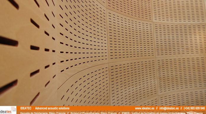 Ideatec, paneles para techos: Servicios de Implac