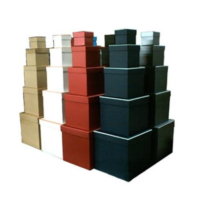 Ordenar y conservar los objetos en cajas