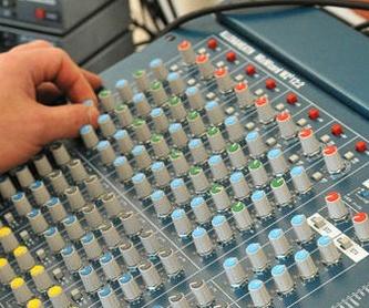 Antenas: Servicios de Tele-Radio