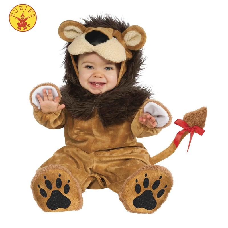 Disfraz leoncito bebé