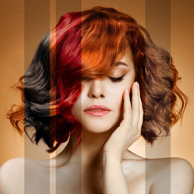 Coloración completa: Servicios de Fusión Unisex Hairdressers