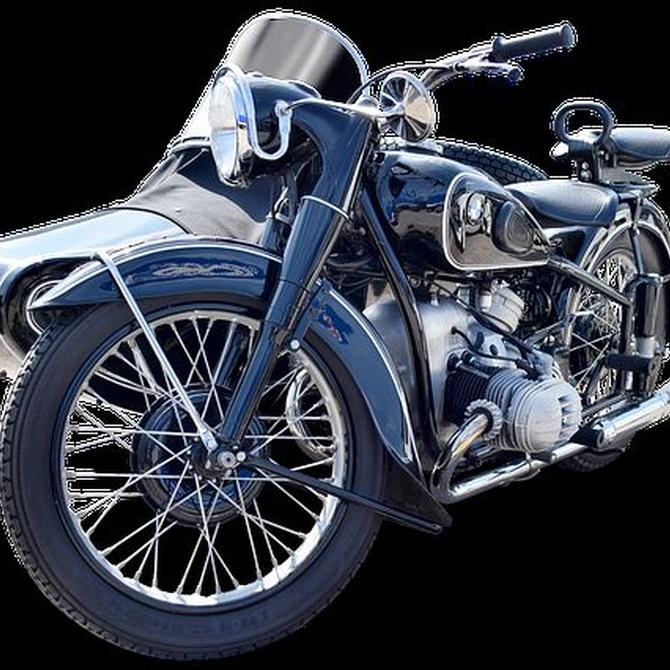 El airbag para las motocicletas