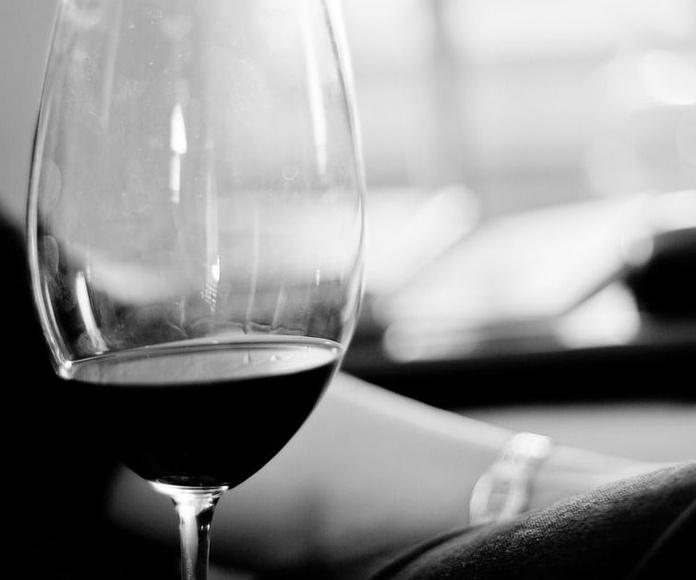 Tintos (Rioja): Restaurante de Restaurante Lanziego
