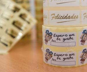 Etiquetas adhesivas en Madrid