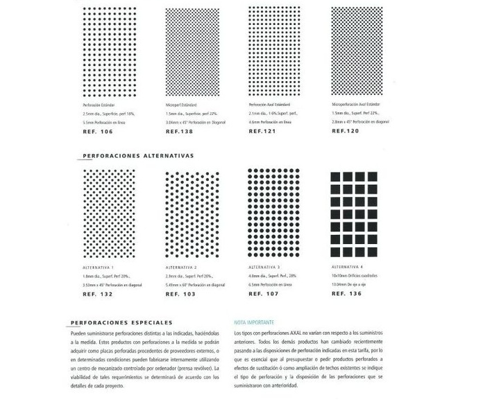 Sistemas de techos metálicos Orcal: Servicios de Implac