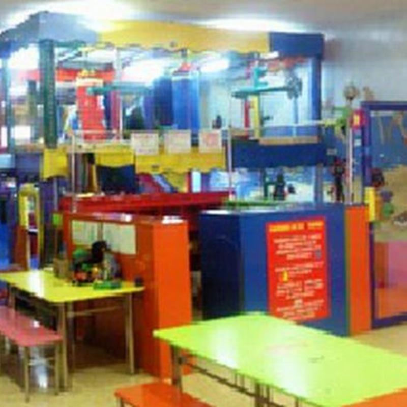 Parques infantiles : Servicios y Actividades de Bufytos