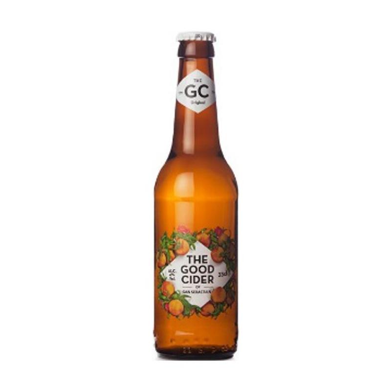 The Good Cider - Melocotón: Catálogo de Mainake XXI