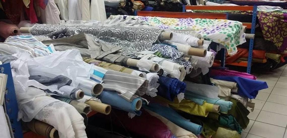 Venta de tejidos en Ciudad Lineal, Madrid, Tejidos Julián Sánchez
