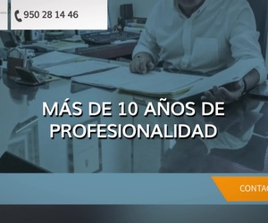 Despacho de abogados en Almería: Barranco y Villegas Abogados