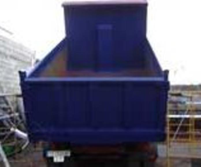 Trabajos metalúrgicos : Servicios de Taller Agrícola Yepabely
