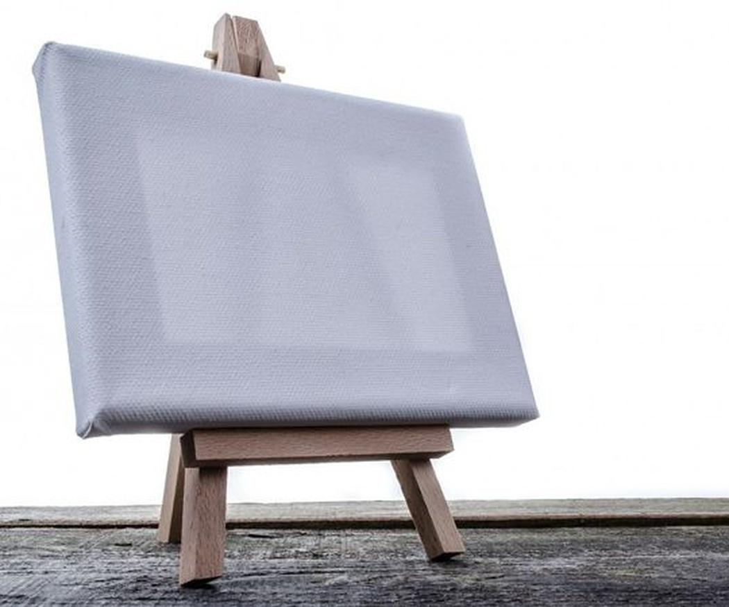 Cómo elegir el caballete perfecto para pintar (I)