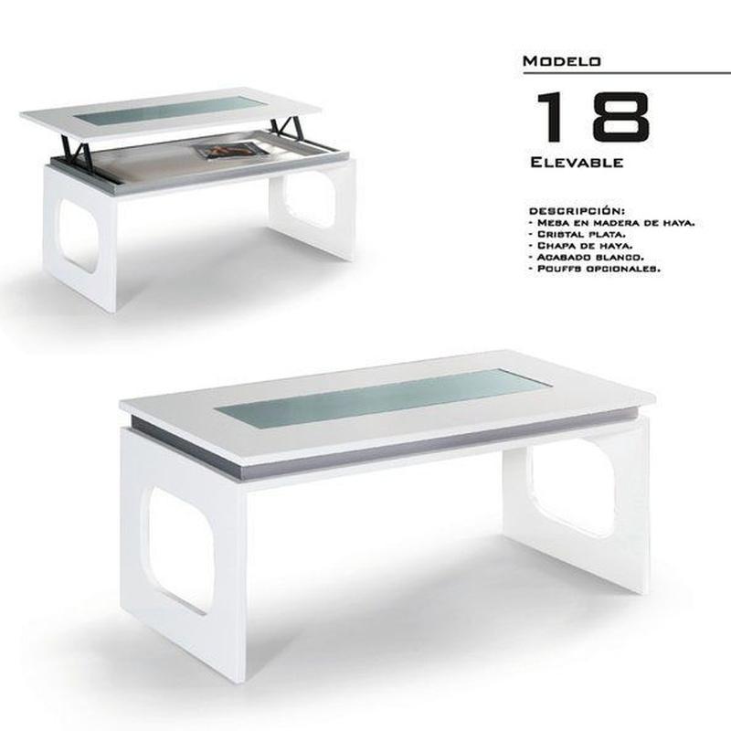 Mesas de centro: Catálogo de Muebles Rules