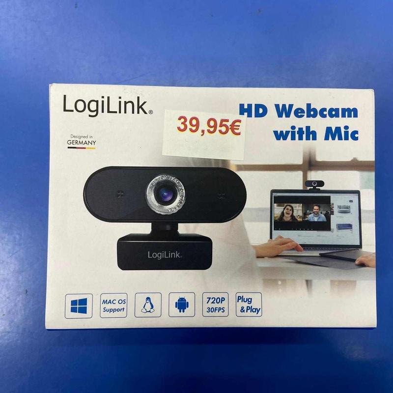 Webcam con micro:  de Aubets Informàtica