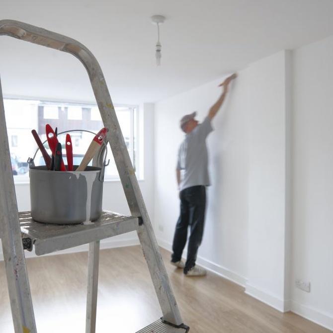 La pintura como clave para iluminar tu casa