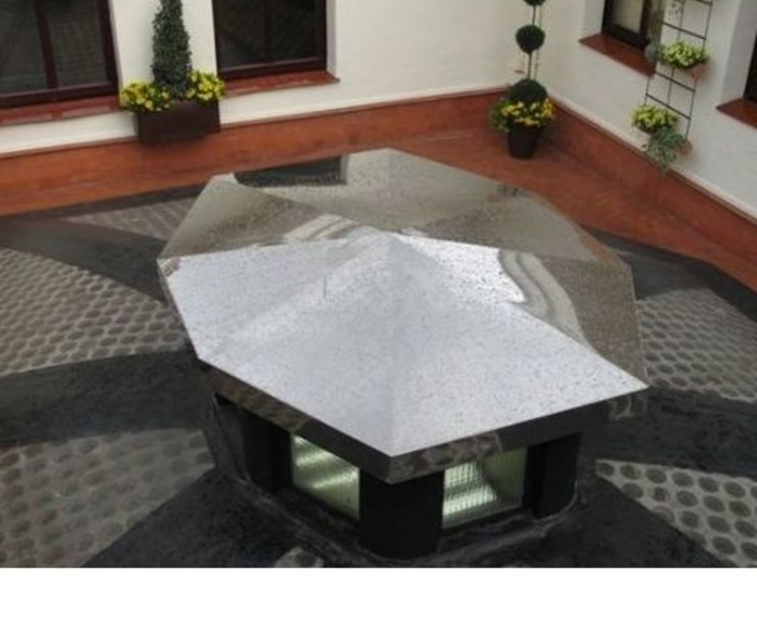 Caperuza de acero inoxidable brillo: Productos de Talleres Iniesto