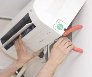 Instalación de calefacción y aire acondicionado