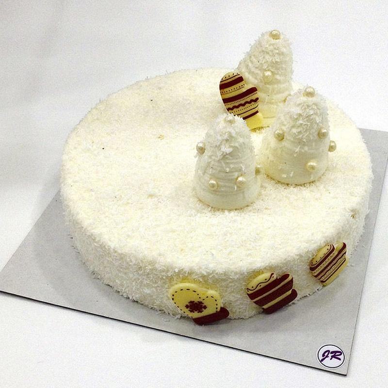 Snowball: Nuestros Productos de Pastelería Creativa Javier Ramos