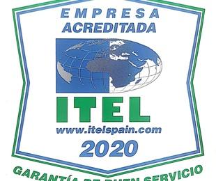 CERTIFICACION ITEL 2020