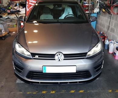 VW Golf 7 R - Maxton