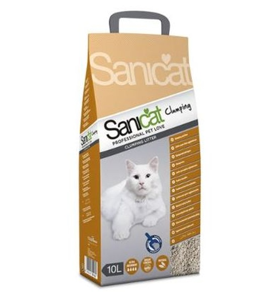 Sanicat Clumping 10l