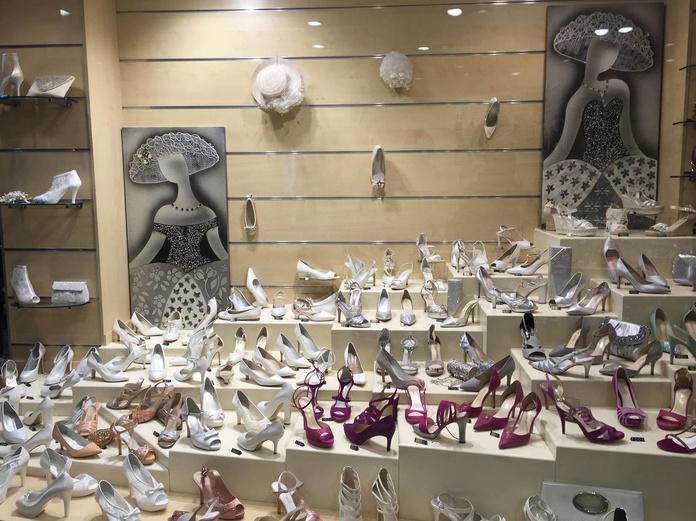 Zapatos de fiesta en Madrid por 20€