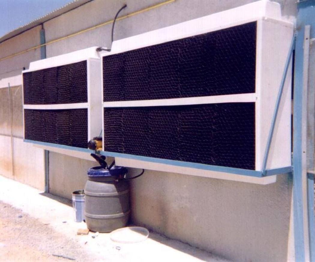 ¿Por qué usar refrigeración evaporativa?